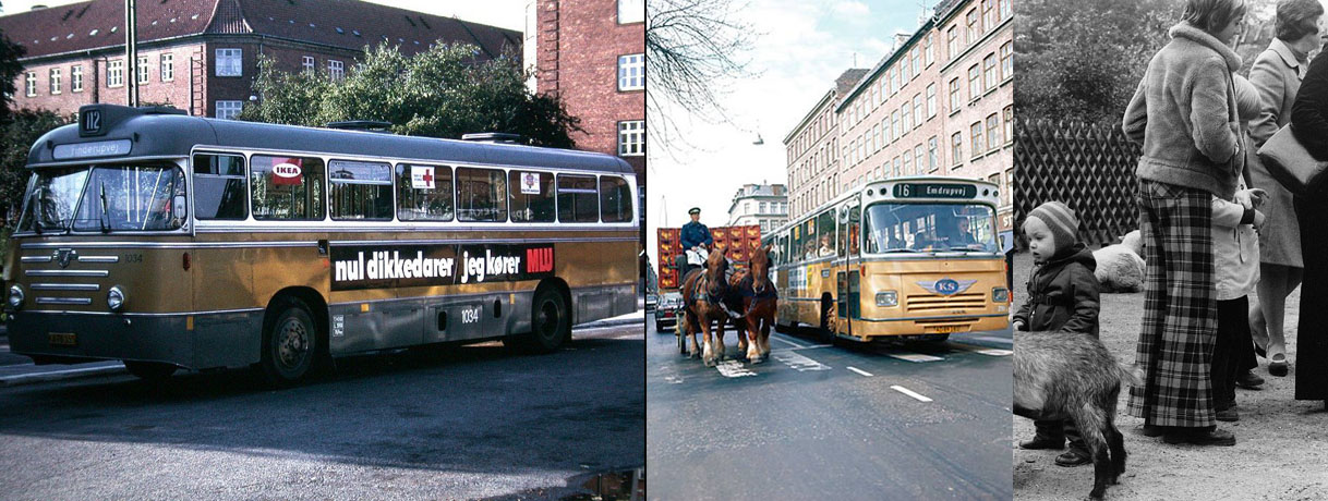 Buses and Bellbottoms
