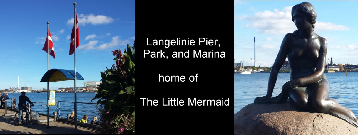 Langelinie Pier and Mermaid