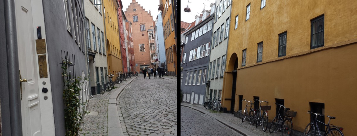 Magstraede street