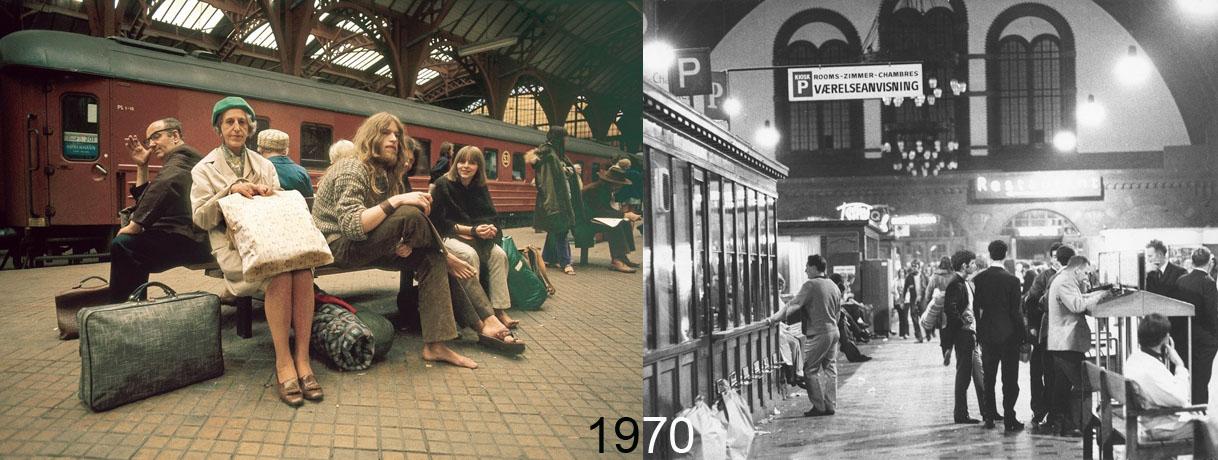 Central Station 1970
