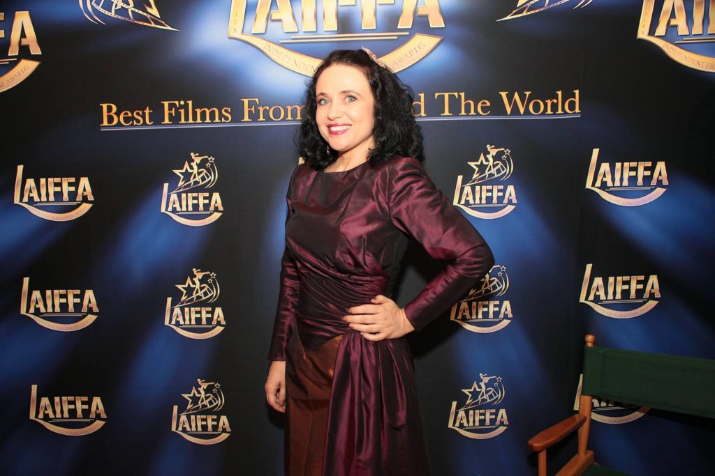 Valeria LAIFFA red carpet