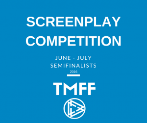 TMFF screenplay competition