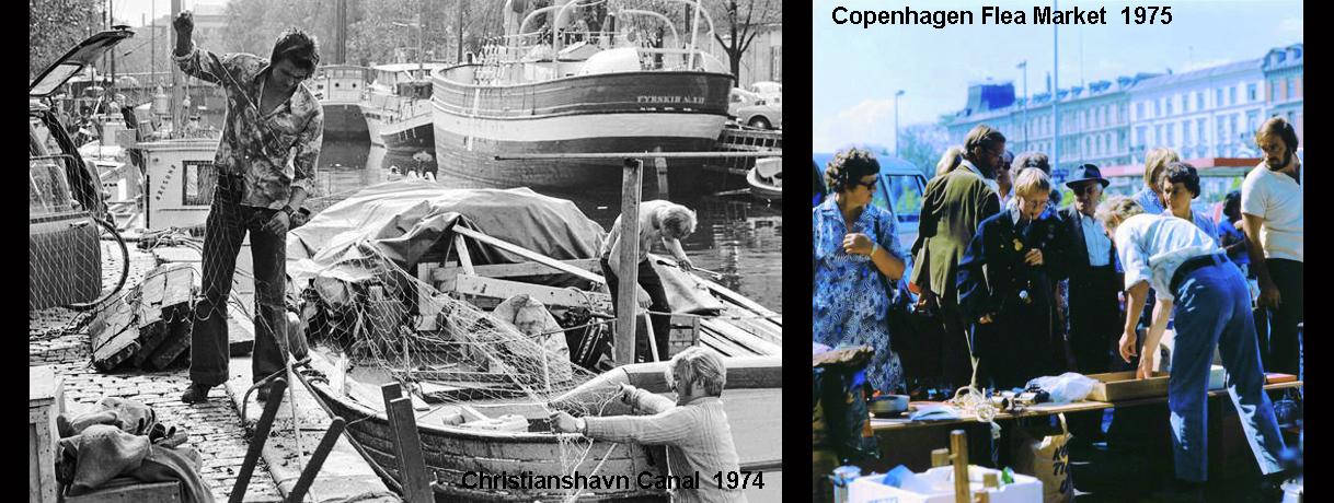 Christianshavn Canal - CPH Flea Market